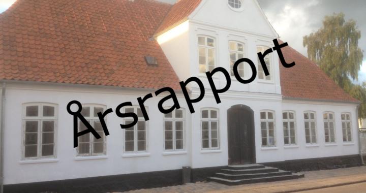 Årsrapport Hofrådens Hus